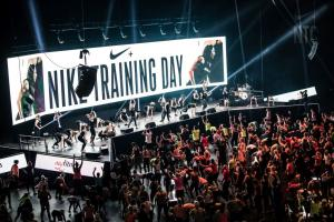 Nike Training Day 39