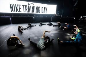 Nike Training Day 44