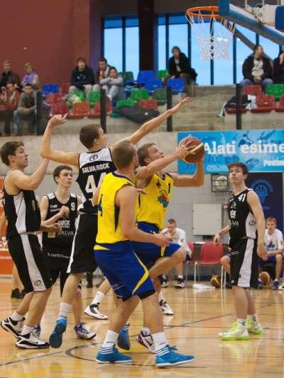 Vinnis toimub rahvusvaheline noorte korvpalliturniir