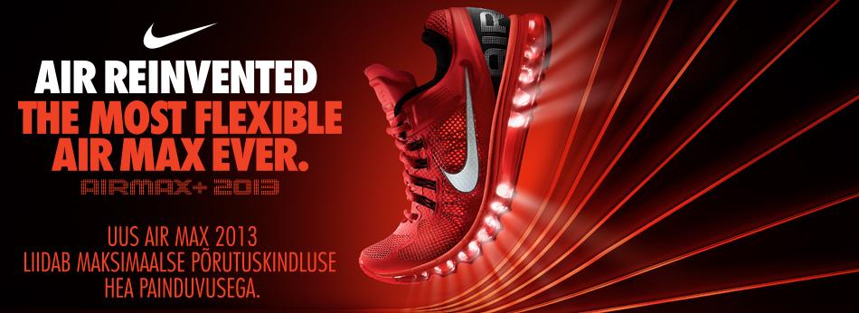 Nike valiti maailma kõige innovaatilisemaks ettevõtteks
