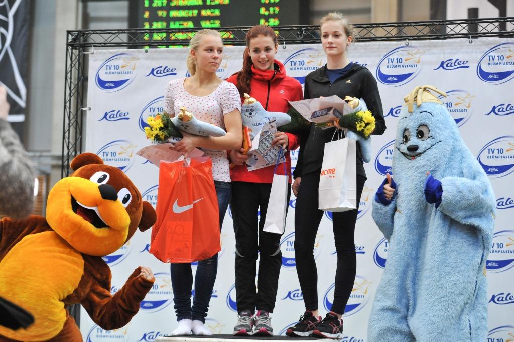 TV 10 Olümpiastarti teine etapp toimub laupäeval Tallinnas