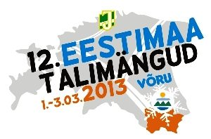 Homme algavad Võrus Eestimaa talimängud