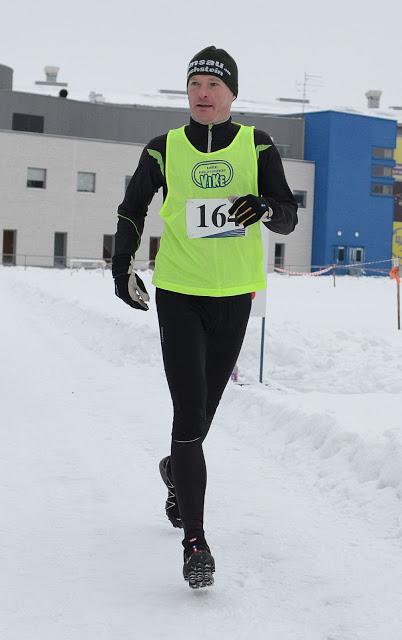 Erkki Etverk võitis jooksusarjas kolmanda maratoni