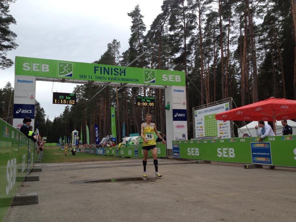 SEB 31. Tartu Jooksumaraton purustas rekordeid