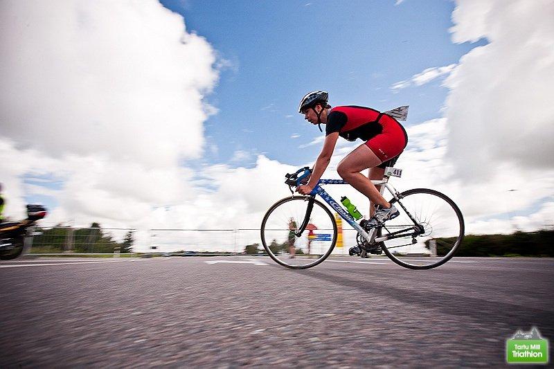 Tartus astub sel nädalavahetusel võistlustulle ligikaudu 800 triatleet