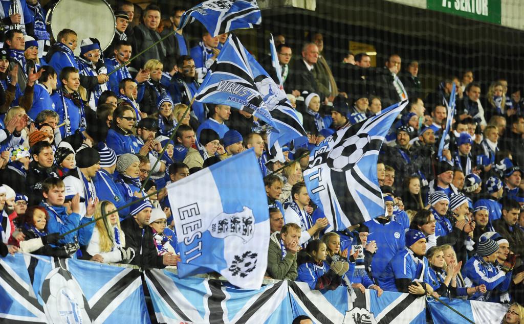 Jalgpalliliit soovitab Eesti-Läti kohtumisele tulla juba varakult