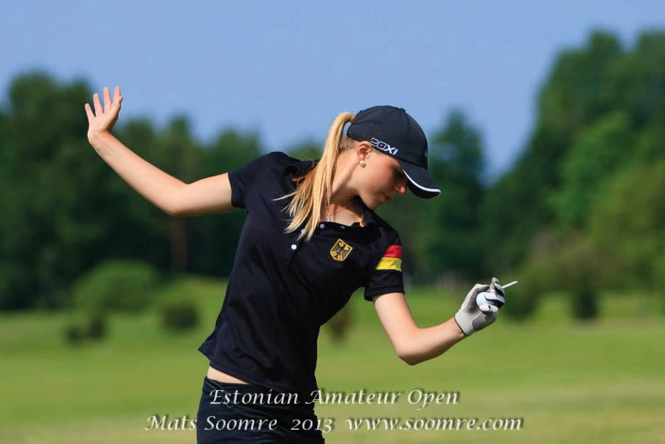 Ajakiri Golf: Estonian Amateur Open 2013 by Ernst & Young võit sakslastele!