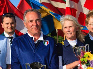 """Ajakiri Golf: Jõelähtmel Euroopa seenioride meistriks tulnud Helene Maxe: """"I'm so happy!"""""""