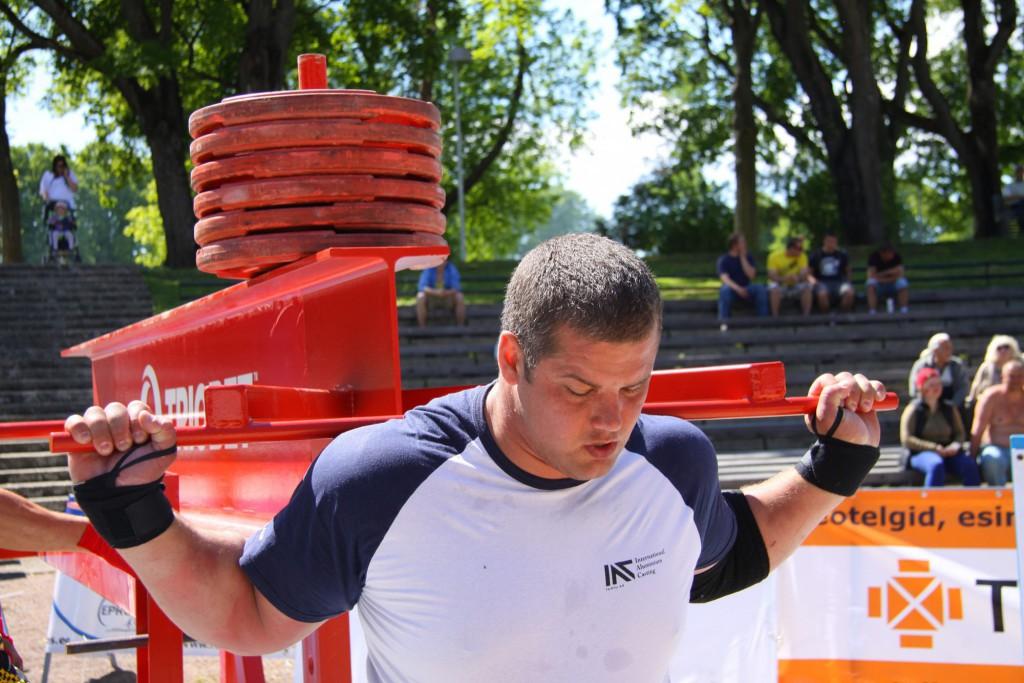 """Maailmatasemel gigantide võitluseni """"Estonia versus MHP Strongman Champions League team"""" on jäänud vaid kaks päeva!"""