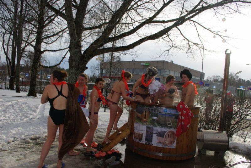 Euroopa Saunamaratonil Otepääl osales ligi 700 saunalist