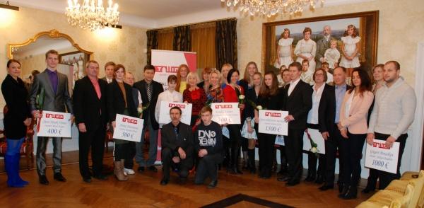Tallinn tunnustas parimaid noorsportlasi