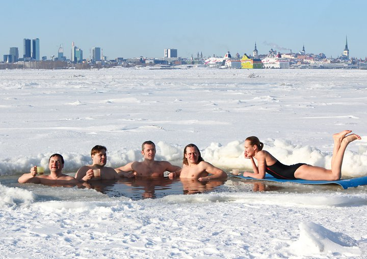 Talisuplusfestival Pirita Open 2014 toob Tallinnasse Guinessi rekordiomanikust ujuja
