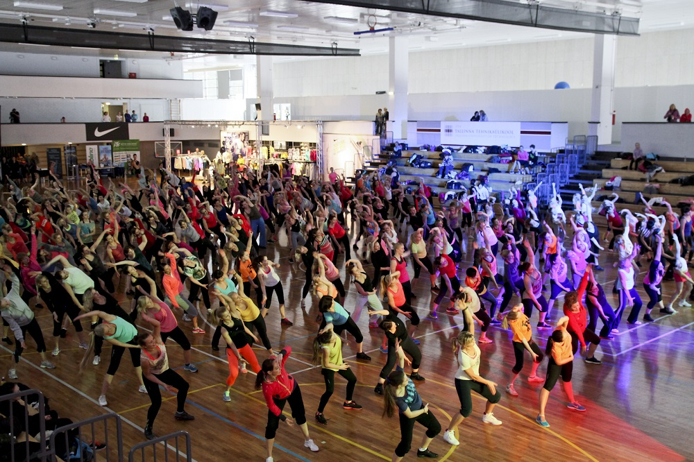 Nike Training Day 2013 Foto: Liis Härmson