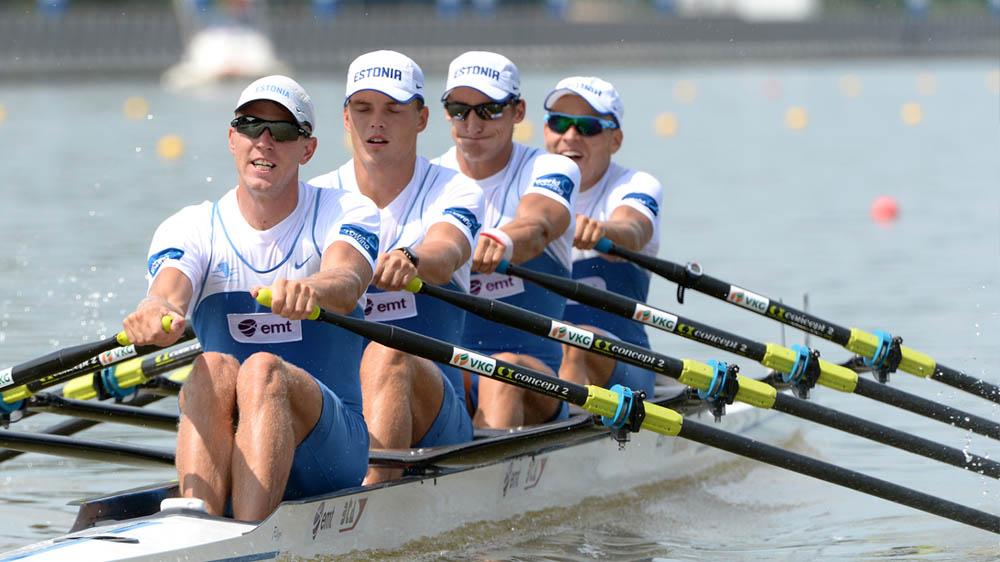 Eesti neljapaat avab homme võistlushooaja