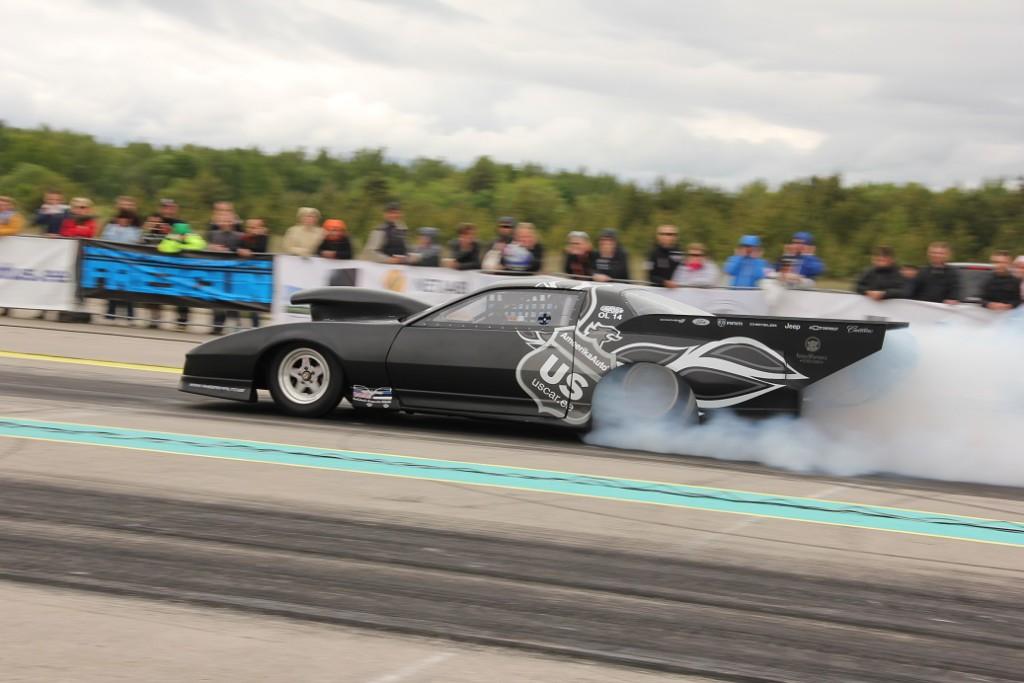 Kiirendusvõistluse kvalifikatsiooni kiireim oli Lauri Kuriks