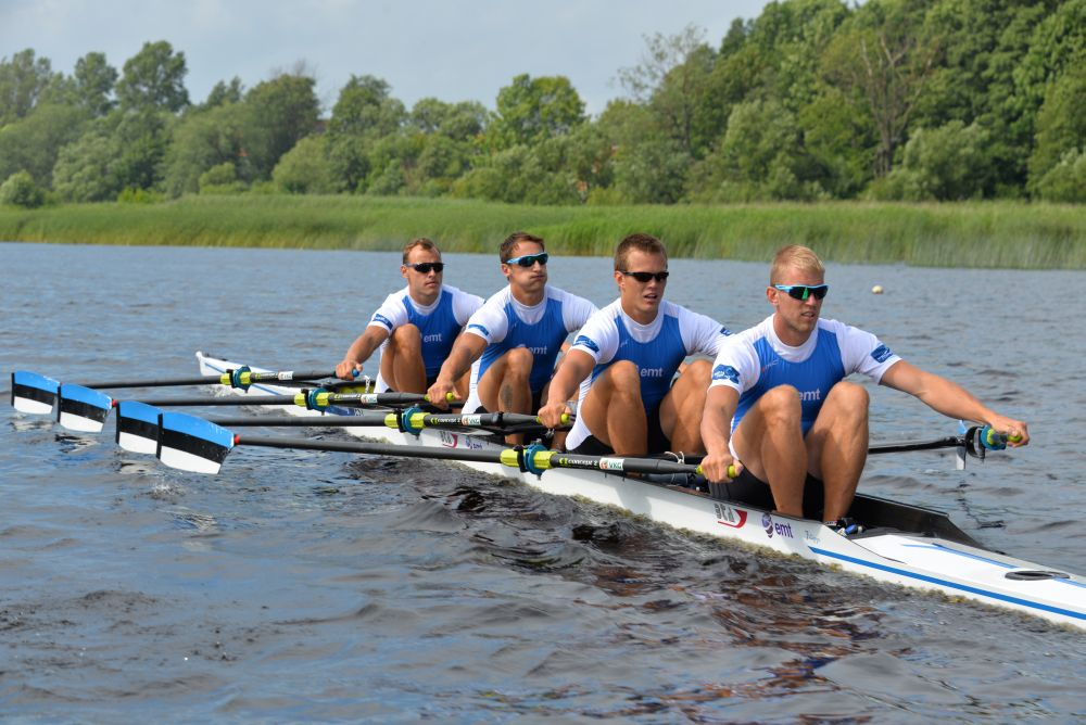 Eesti meistrivõistlused sõudmises stardivad juba sellel nädalavahetusel