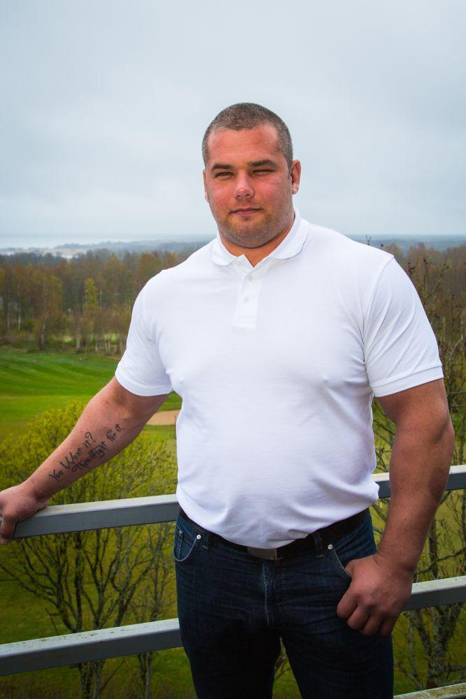 Neljakordne Eesti Rammumees tahab pääseda tugevaimate esikolmikusse