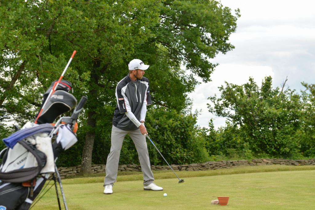 Eesti parim golfar teeb sel nädalal aasta ainukese võistluse Eestis