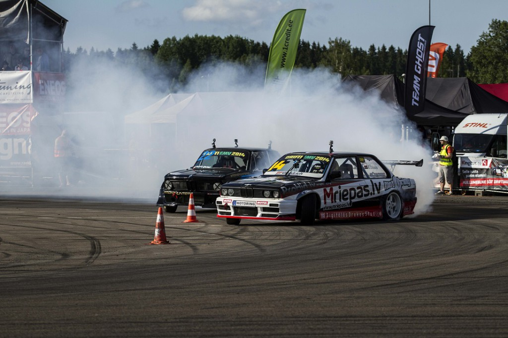 Taavi Toomara vs Eriks Ulass  Foto: Risto Pakkonen
