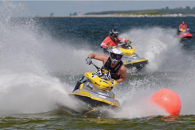 Nädalavahetusel vallutavad Eesti jetispordi meistrivõistlused Pärnu jõe