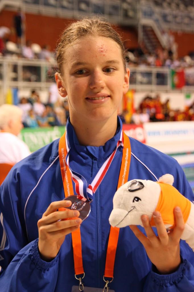Elisabeth Egel sai Euroopa meistrivõistlustel kolmanda koha