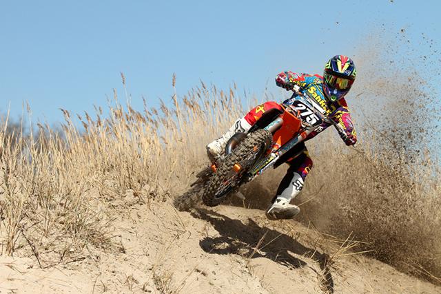 Hardi Roosiorg oli Lommelis motokrossi Euroopa meistrivõistluste etapi seitsmes