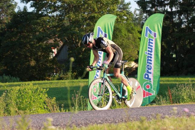 Kivioja võitis Premium 7 Temposõidu Karikasarja neljanda etapi