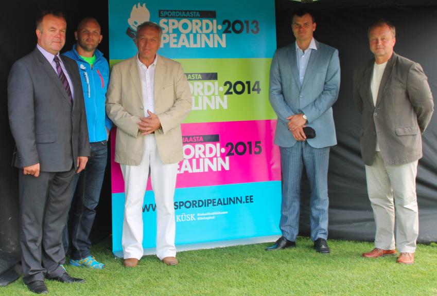 Eestimaa Spordipealinna tiitel rändab 2015. aastal Saaremaale!