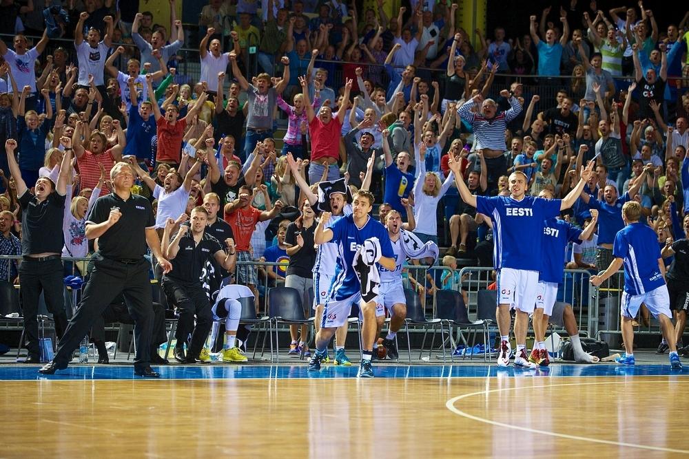 Eesti korvapallikoondis mängib Argentinaga