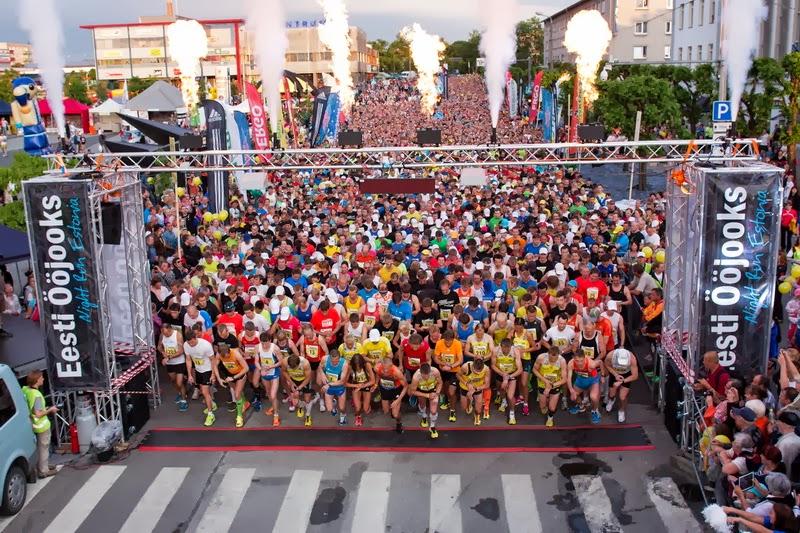 Ööjooks toob täna starti üle 6000 osaleja