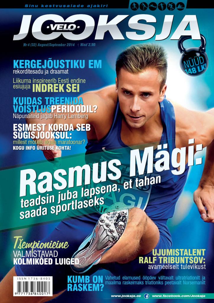 Ajakiri Jooksja püstitas uue rekordi