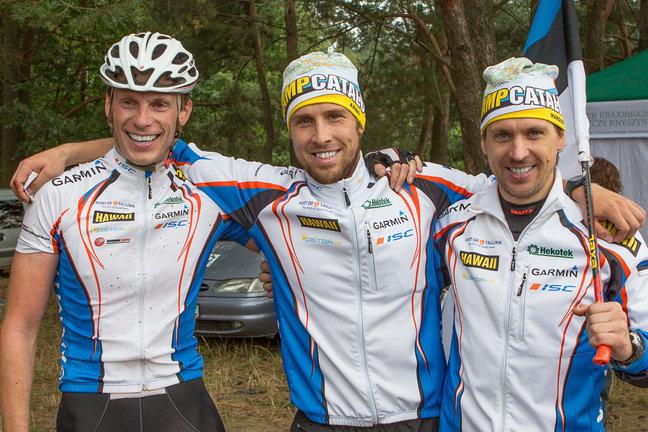 Eesti meeskond tuli rattaorienteerumise MM teates maailmameistriks!