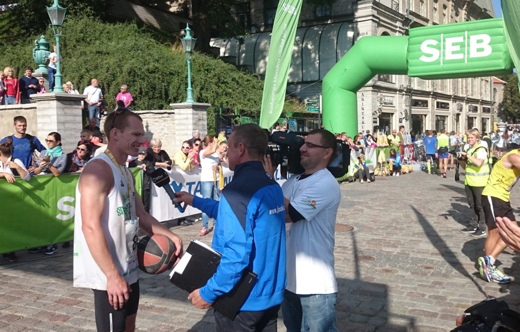 Eile toiminud SEB Tallinna Maratonil tehti Guinnessi rekord