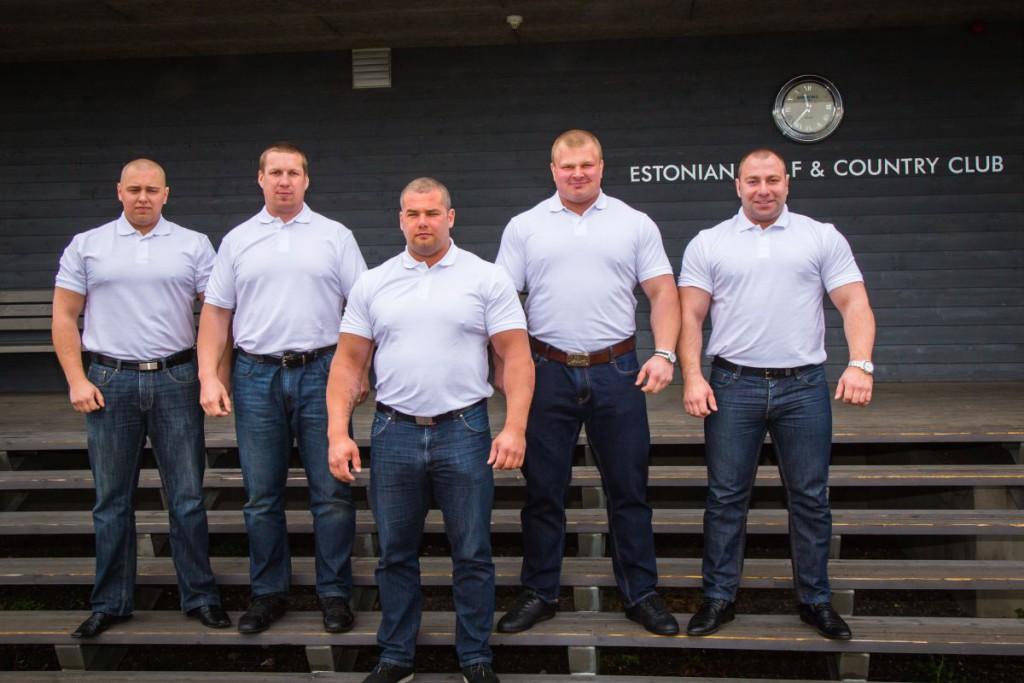 Strongman Champions League võistluste eelarve saab täiendust