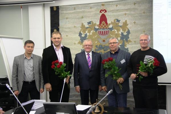 Tallinn premeerib Heiki Nabi ja tema treenereid