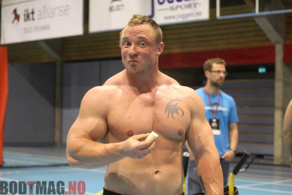 Bjorn Andre Solvang