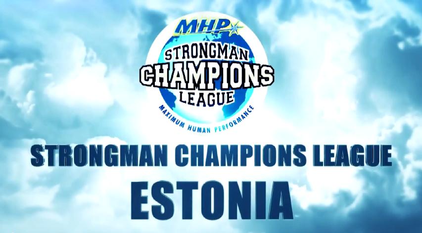 Strongman Champions League Estonia juba järgmisel nädalavahetusel!