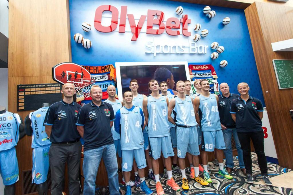 Kui korvpallimeeskond TYCO Rapla võidab, saab oma kasutusse eralennuki!