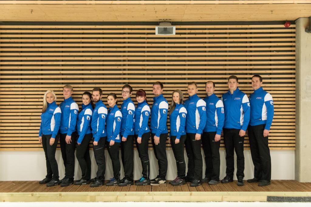 Galerii! Tondiraba jäähalli uisu- ja hokiväljakust sai maailma tasemel curlingu väljak