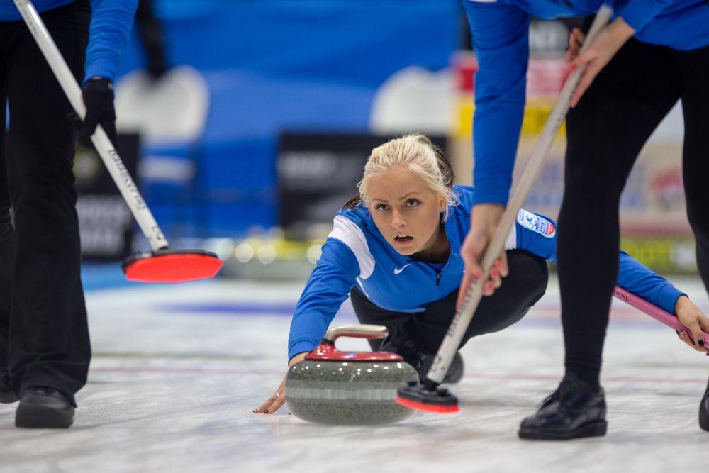 Le Gruyère European Curling Championships 2014
