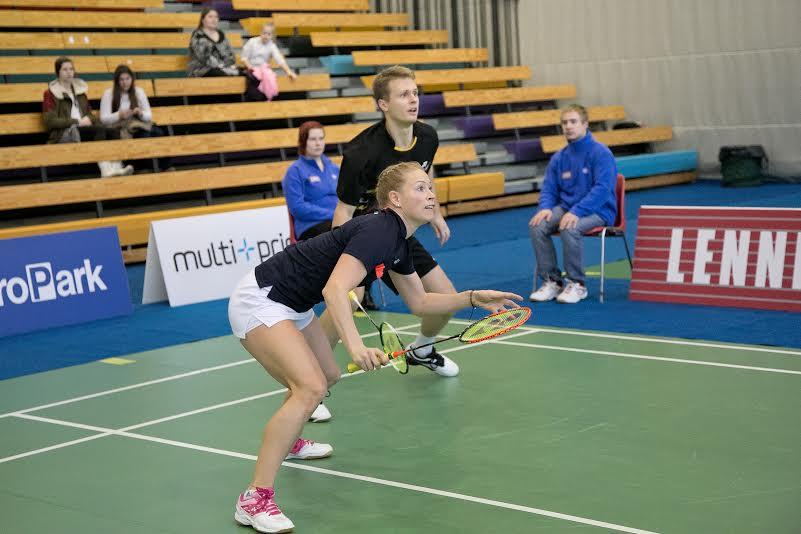 Kati Tolmoff tuli kolmekordseks Eesti meistriks