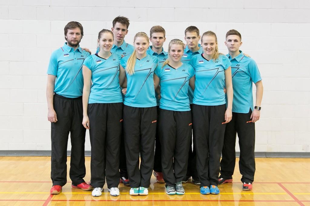 PÖIDLAD PIHKU! Eesti sulgpallikoondislased osalevad EM-il Poolas