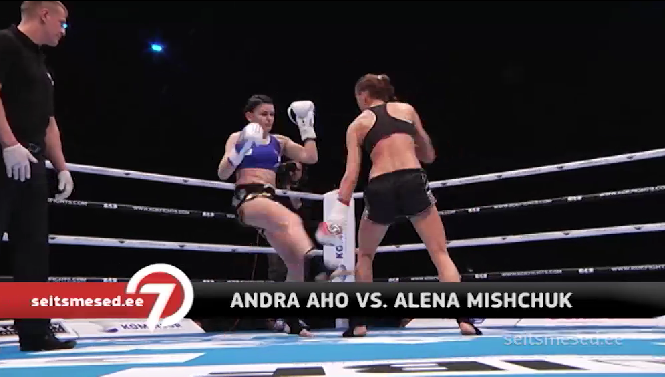 King of Kings: Andra Aho vs. Alena Mishchuk