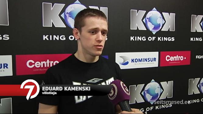 King of Kings: Eduard Kamenski intervjuu