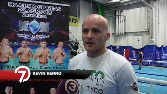King of Kings: Kevin Renno intervjuu