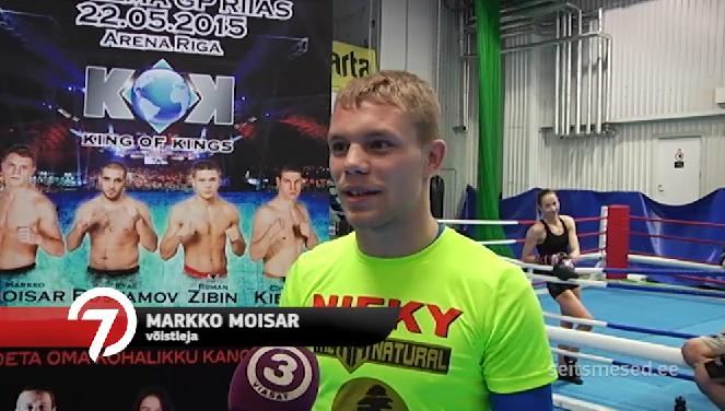 King of Kings: Markko Moisar intervjuu