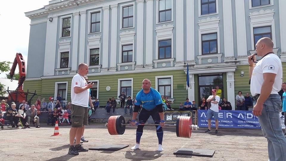PALJU ÕNNE RAUNO HEINLA! Eesti rammumeeste seast kerkis esile esimene kuuekordne meister
