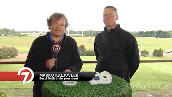 TV3e GOLFIRUBRIIK! Suvistes Seitsmestes ristasid ässad golfikepid
