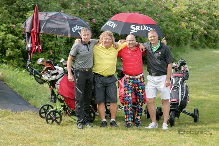 CAPTAIN CHALLENGE! Aasta oodatuim võistlus täitis vihmast hoolimata EGCC golfiväljaku