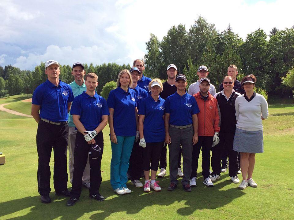 RANNIK VS MÄED! Ojasaare ja Rõuge golfarid pidasid erilise võistluse
